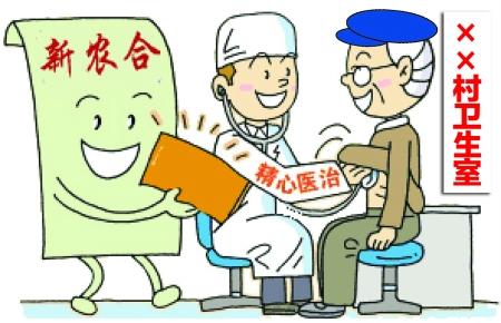 北京新农合不予报销范围包括哪些